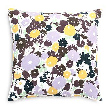 "kate spade new york - Swing Flora Decorative Pillow, 18"" x 18"""