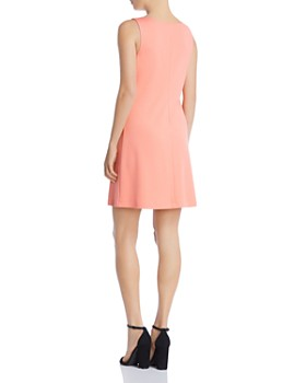 Bailey 44 - Transcendental Laser-Cut Shift Dress