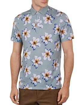 722518bb5 Ted Baker Men's Designer Polo Shirts: Short & Long Sleeves ...