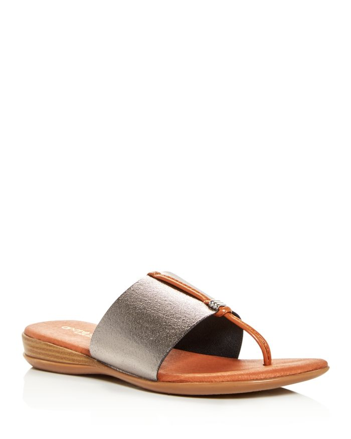 Andre Assous Women's Nice Thong Sandals   | Bloomingdale's