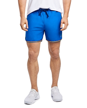 2(X)Ist Pride Rainbow-Trimmed Shorts