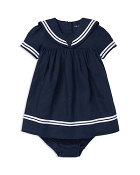 Ralph Lauren - Girls' Sailor Dress & Bloomers Set - Baby