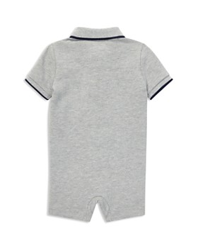 90bde3c32 ... Ralph Lauren - Boys' Cotton Mesh Polo Shortall - Baby