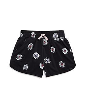 Splendid - Girls' Daisy Print Shorts - Big Kid