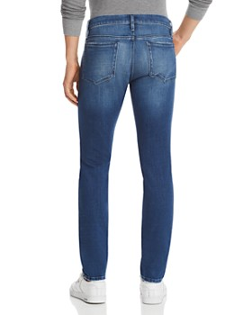 FRAME - L'Homme Skinny Fit Jeans in Coney - 100% Exclusive