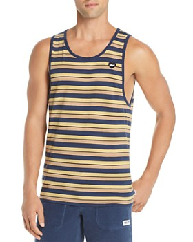 Banks Journal - Balance Striped Tank