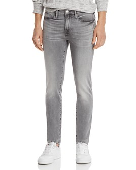 FRAME - L'Homme Skinny Fit Jeans in Ashbury