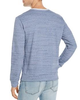 A.P.C. - Variegated-Stripe Sweatshirt