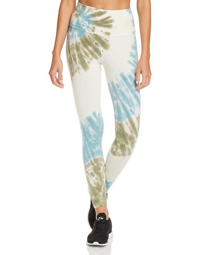 Electric & Rose - Sunset Tie-Dye Leggings
