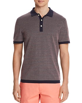 Michael Kors - Textured Chevron Classic Fit Polo Shirt - 100% Exclusive