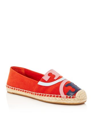 Tory Burch Shoes Women's Poppy Espadrille Flats