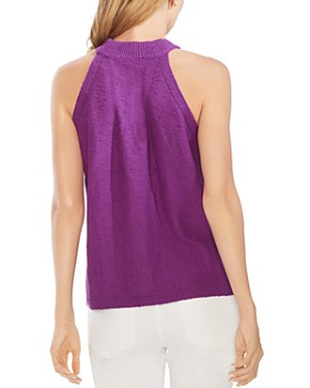 VINCE CAMUTO - Sleeveless Sweater
