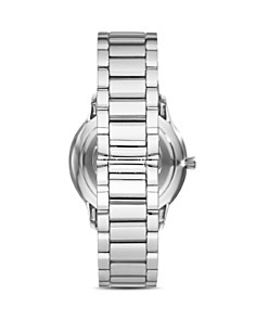 Armani - Stainless Steel Blue Dial Watch, 44mm
