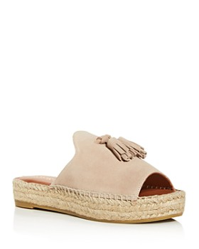Andre Assous - Women's Cameron Espadrille Platform Slide Sandals
