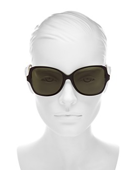 Dior - Women's Montaigne Oversized Butterly Sunglasses, 57mm