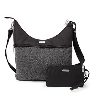 Baggallini Anti-Theft Large Hobo Bag