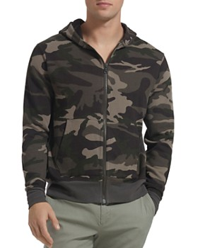 ATM Anthony Thomas Melillo - Camouflage-Print French Terry Hoodie