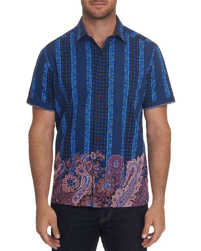 Robert Graham - The Orient Short-Sleeve Classic Fit Shirt