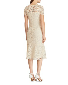 48dad0fa06e Ralph Lauren - Lace Cocktail Dress Ralph Lauren - Lace Cocktail Dress
