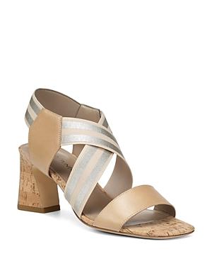 Donald Pliner Women\\\'s Vikki Block Heel Sandals
