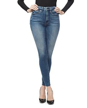 Good American - Good Legs Skinny Jeans in Blue282