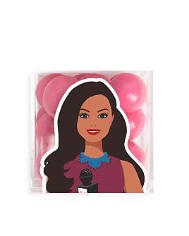 Sugarfina -  Sugarfina x Barbie News Anchor Barbie Strawberry Sparkle Pops