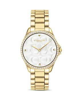 COACH - Logo-Dial Astor Watch, 31mm