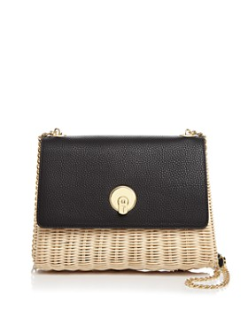 Ted Baker - Elava Medium Straw Crossbody