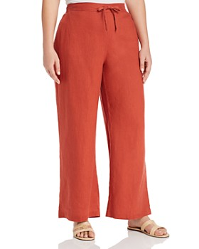 Plus Size Red Pants - Bloomingdale\'s