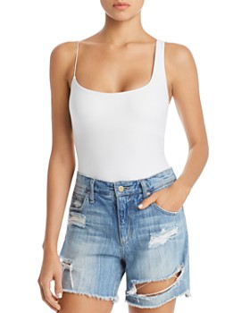 Alix - Gracie Asymmetric Bodysuit