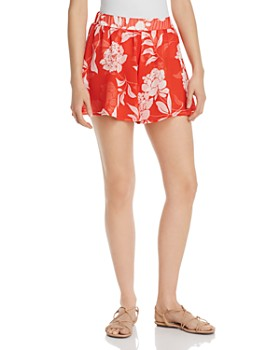 Show Me Your MuMu - Carlos Floral Swing Shorts