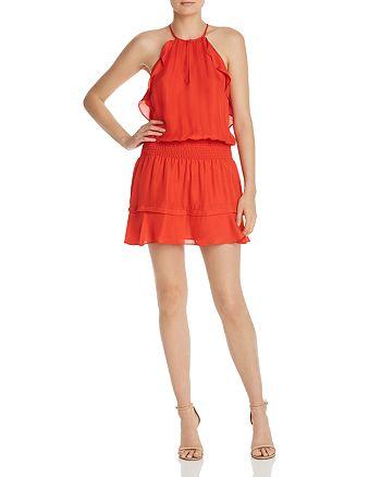 Parker - Williame Silk Mini Dress - 100% Exclusive