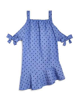 Mini Series - Girls' Pineapple Chambray Dress, Little Kid - 100% Exclusive
