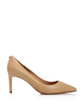ec0751daef69b ... Salvatore Ferragamo - Women's Only 70mm High-Heel Pumps - 100% Exclusive