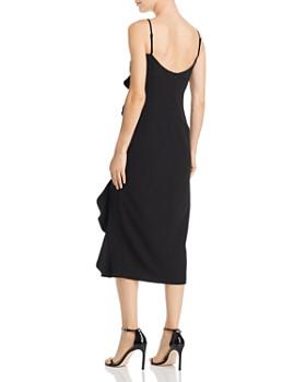 Bardot - Rona Ruffle Midi Dress