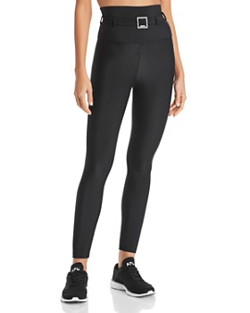 Beach Riot - Piper Belt Detail High-Rise Leggings