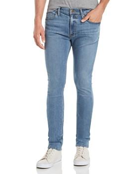 PAIGE - Croft Skinny Fit Jeans in Keller