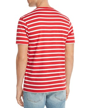 Sandro - Sail Striped Crewneck Tee