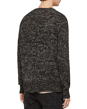 ALLSAINTS - Oskett Ribbed Crewneck Sweater