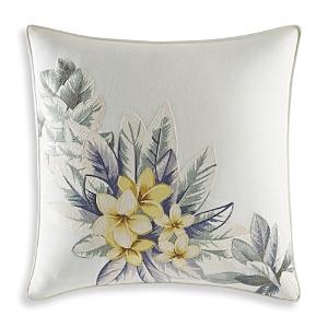 Tommy Bahama Cuba Cabana Embroidered Square Pillow, 16 x 16