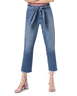 Joe's Jeans - The Jane Crop Straight Jeans in Allison
