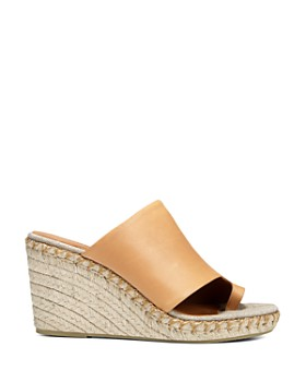 Vince - Women's Sutherland Suede Wedge Sandals