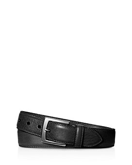 Shinola - Signature Leather Bedrock Belt