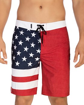 Hurley - Phantom Patriot Swim Shorts