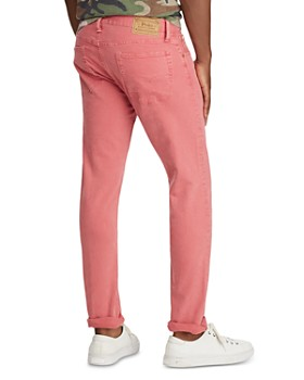 Polo Ralph Lauren - Sullivan Slim Fit Jeans in Red