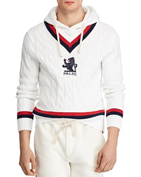 Polo Ralph Lauren - Cricket Hybrid Hooded Sweater
