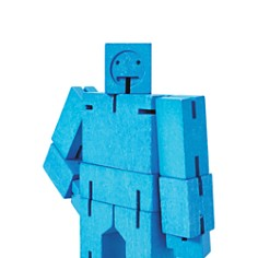 Areaware - Small Cubebot