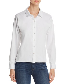 Eileen Fisher - Organic Cotton Shirt