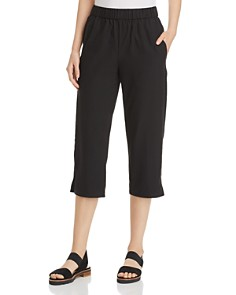 Eileen Fisher Petites - Cropped Pants