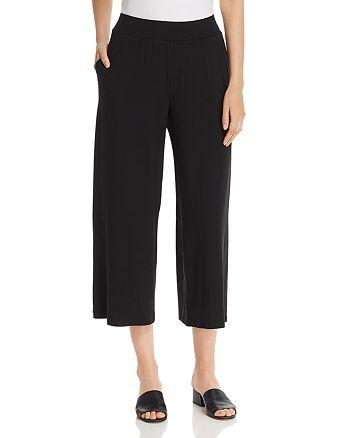 Eileen Fisher - Cropped Wide-Leg Pants